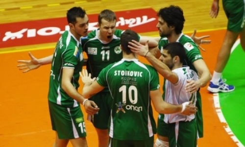 New coach brings first win for Panathinaikos