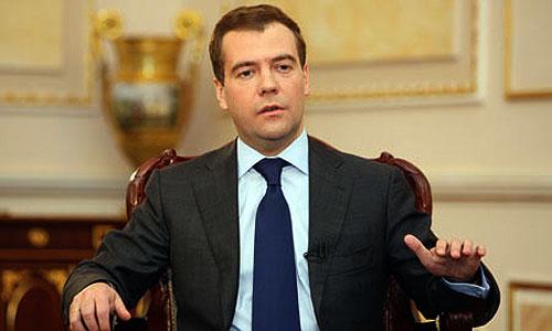 D. Medvedev: You performed brilliantly in Japan!