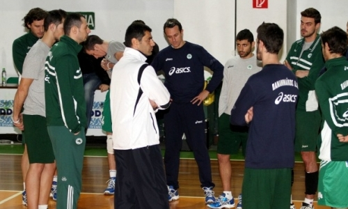 Iraklis on top Panathinaikos on the rocks