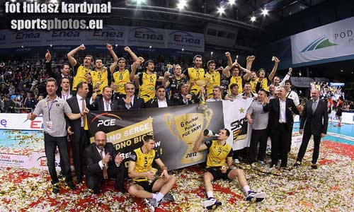 Belchatow won Polish Cup + 24 photos