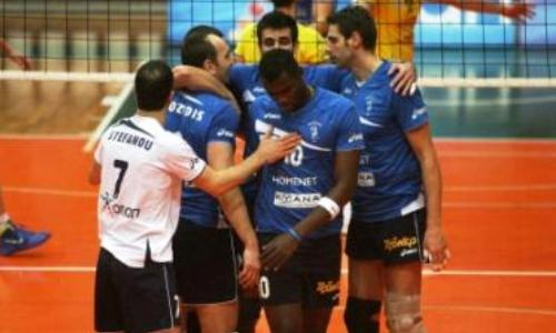Play off starts in Greek Volley League