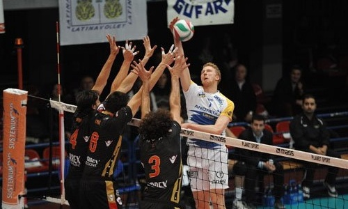 Jarosz led Latina to the victory over Cuneo