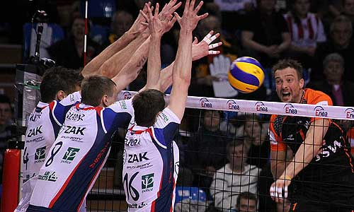Polish Cup photos: Jastrzebie in final after thrilling battle