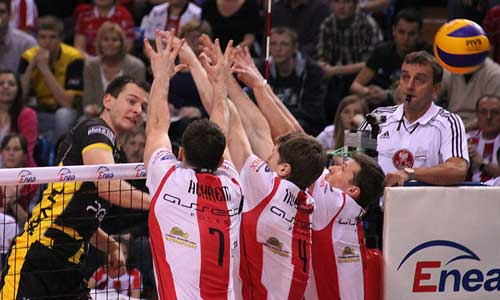 Photos: Belchatow again in final of Polish Cup