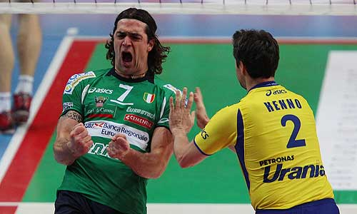 Champions league duel of round: Cuneo vs Macerata