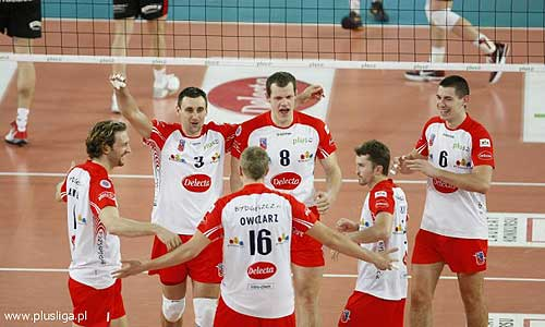 Zaksa and Delecta in semi-finals, the rest is still struggling