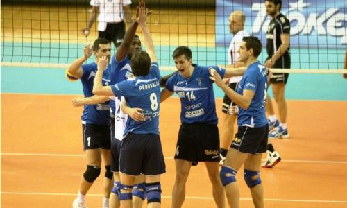 Iraklis Thessalonikis 16th win in a row