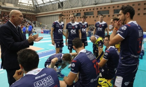 Serie A1: the 16th loss of CMC Ravenna