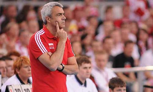 Andrea Anastasi published the squad for the World League
