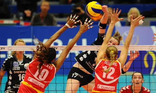 CEV Champions League F4 Women LIVE and FREE on www.laola1.tv