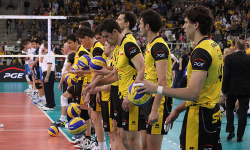 HOT photos: Skra in Final of Champions League 2012!