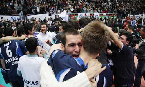CHL: Arkas makes their dream come true