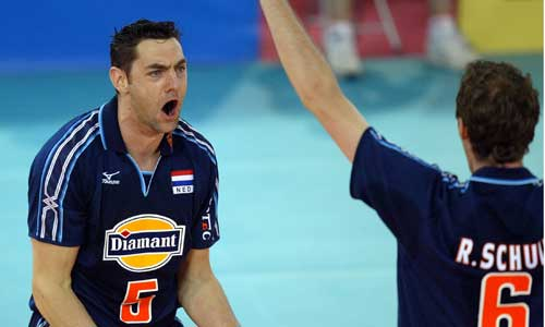Guido Gortzen: I miss energy on the court