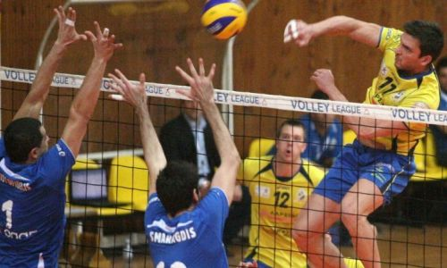 Pamvohaikos great victory against Iraklis