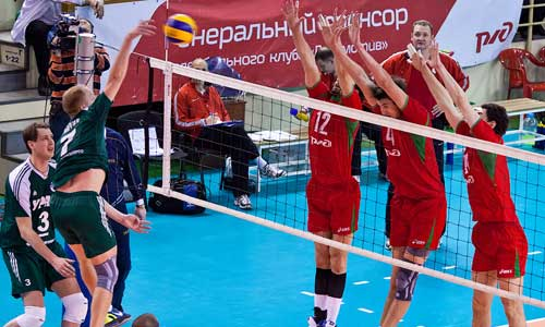 Superliga 1/4 finals: Novosibirsk snatches the first victory