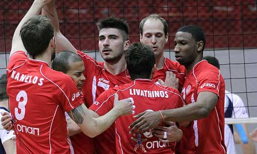 Easy victory of Olympiacos over Kifisias + photos