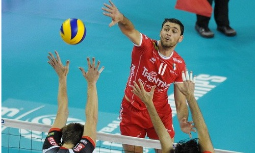 "Great performance of Sokolov in the match ""on top"" in Serie A1"