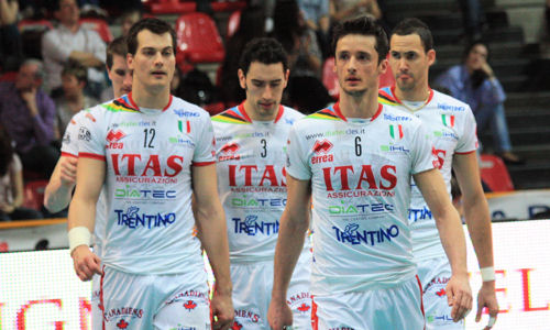 Serie A1: Tied fight between Verona and Trento + photo