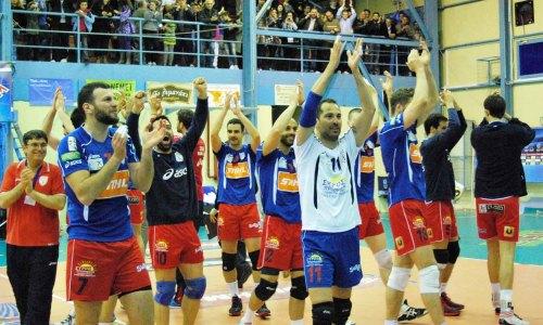 Greek Finals: Finikas won the third game against Iraklis