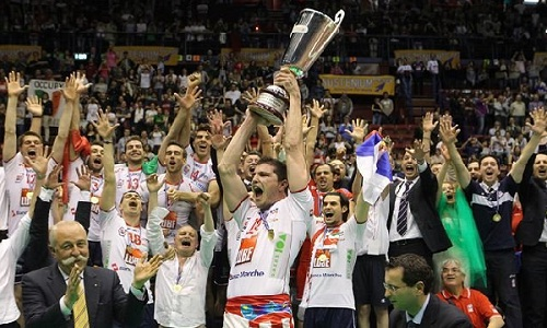 Volleyball spectacle in Milan! Scudetto goes to Macerata!