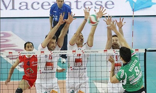 Serie A1: Spectacular Macerata enters to the Final!