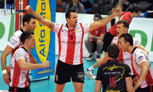 Asseco Resovia Rzeszow with gold medal!!