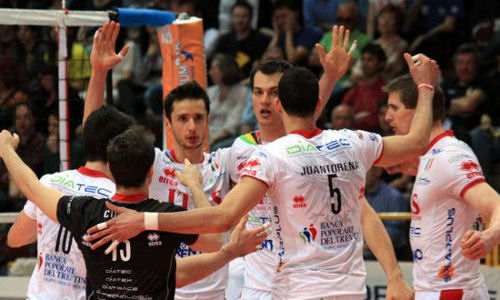 Serie A1: Trento the first finalist!