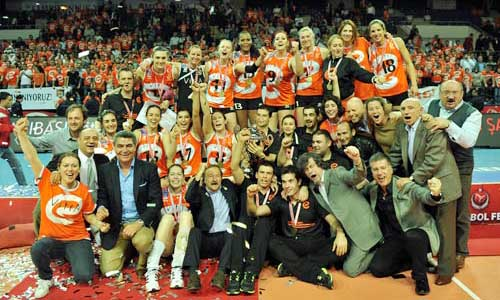 Eczacibasi gets the championship back home