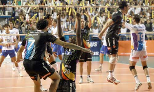 Brazil: Volei Futuro in the final for the first time