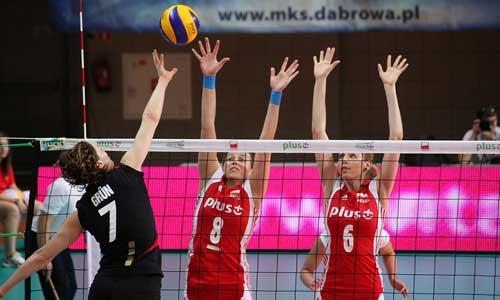 Photos: Women´s Poland vs Germany