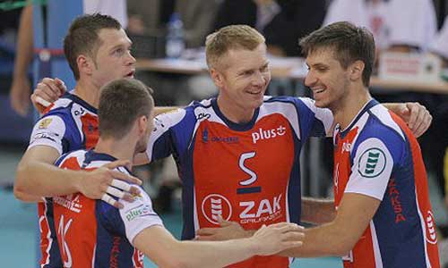 Play off: Zaksa beaten up and reborned