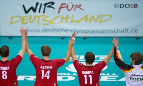 Pool D: 2 out of 2 for the Bundesteam