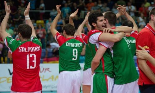 Pool D: Bulgaria got its revenge
