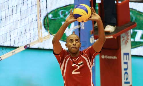 An Egyptian replace Falasca in Skra?