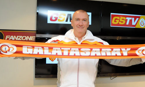 Barbolini signed for Galatasaray Istanbul