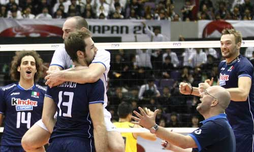 Olympic qualification: time for semifinals