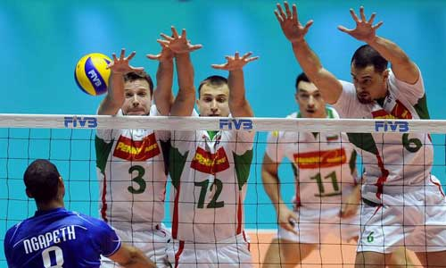 European Olympic Qualification live on Laola1.tv | VolleyCountry