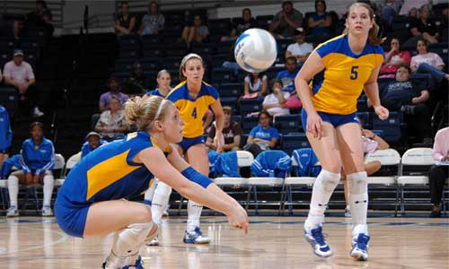 Six Tips for Landing a Volleyball Scholarship