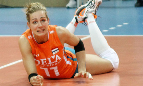 Olympic qualification: Holland disappointed (photo)