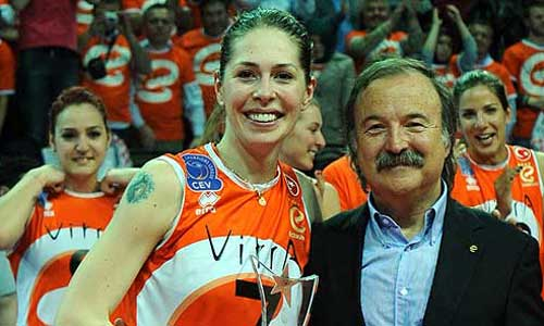Volleyball transfers: Triple setter switch in Istanbul