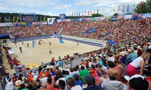 Beach: Dutch won the last pre-Olympic test