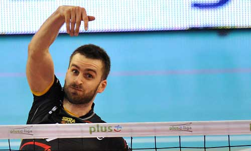 Marcin Mozdzonek goes from Skra to Zaksa