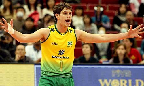A new FIVB ranking – Brazil still a leader