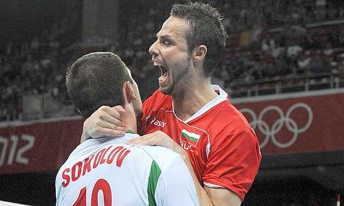 Sokolov – new hero of Bulgarian team