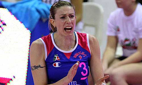 Volley transfer: Elisa Togut in Giaveno