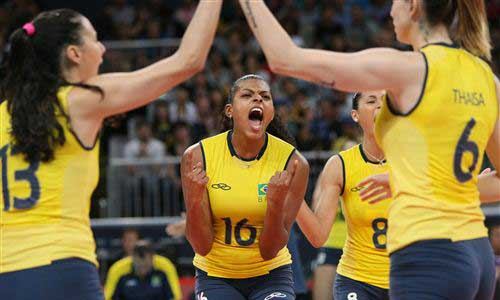 London 2012: Day 7 – Brazil does not give up. Russia and Italy still unbeaten