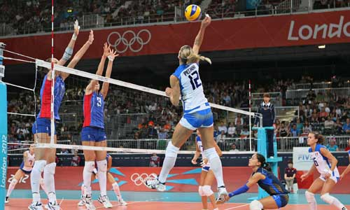 London 2012: USA saved Brazil's neck. Russia triumphs in the group A