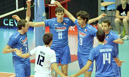 Junior ECH: Spain, Italy, Belgium and Turkey in semifinals
