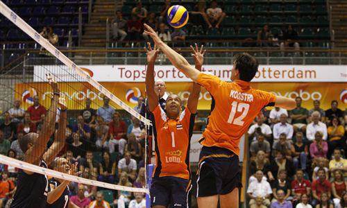 The Netherlands closer to the World League 2013
