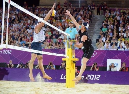 Olympia 2012 Beachvolleyball